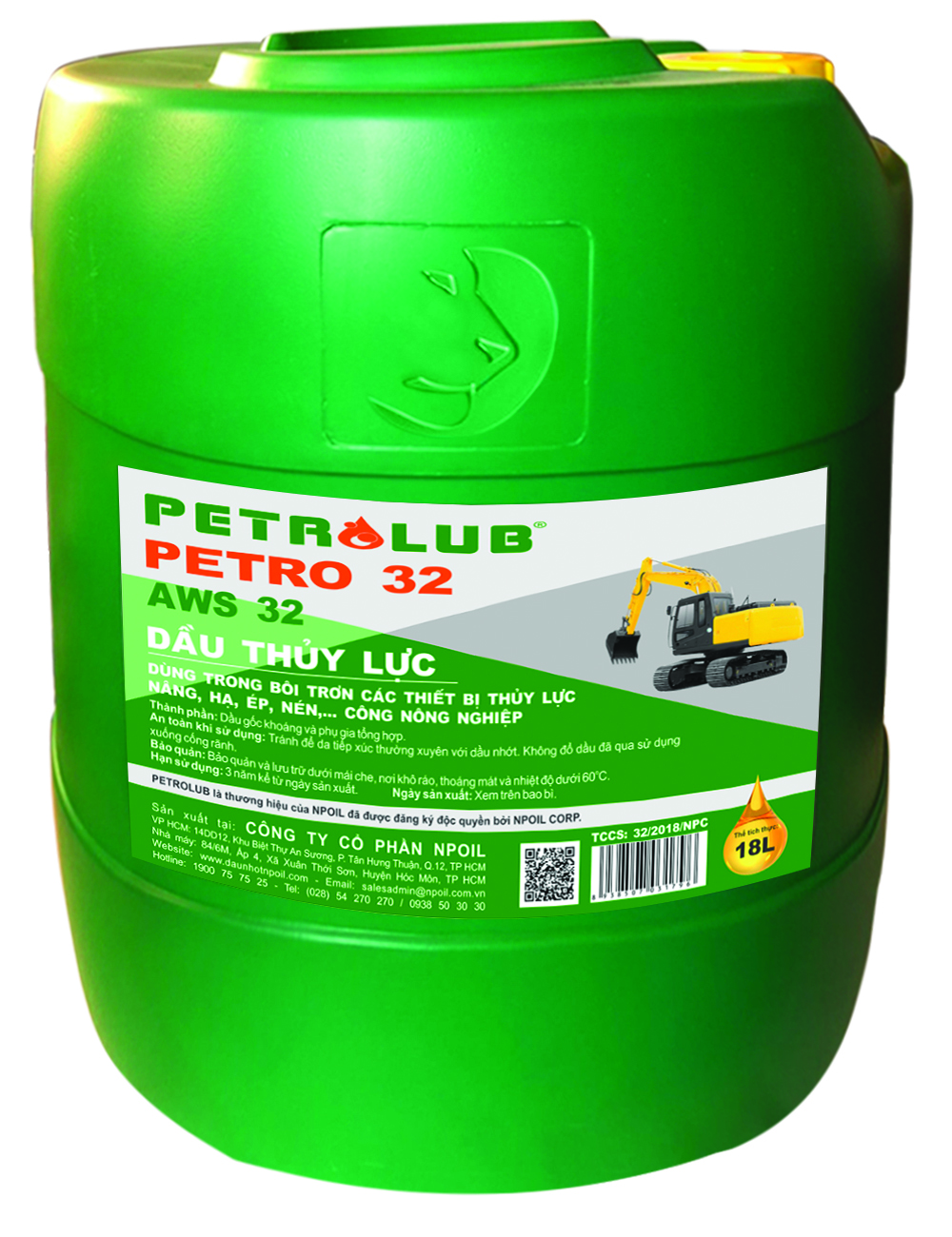 PETRO AWS 32 - CAN 18L